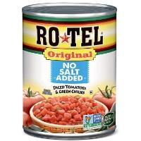 Ro-Tel Original No Salt Added