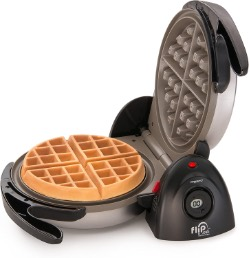 PrestoCeramic FlipSide Belgian Waffle Maker